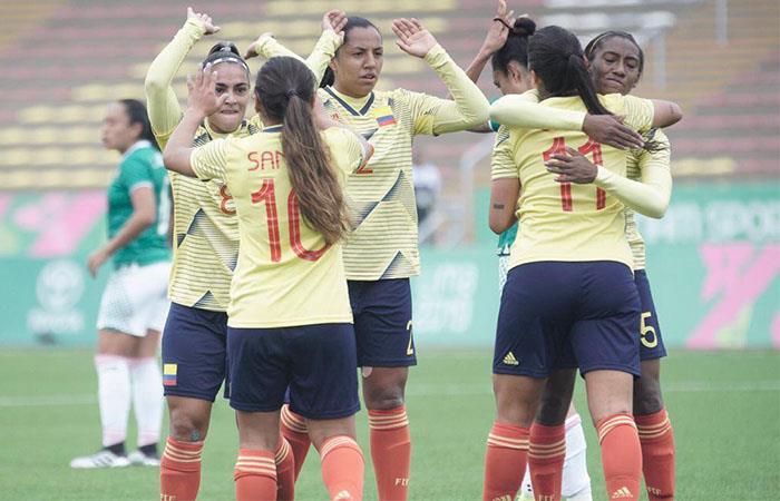 Colombia, Argentina y Brasil son candidatos para organizar el Mundial de 2023. Foto: Twitter@FCFSeleccionCol