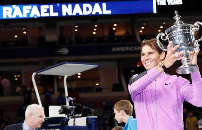 US Open Rafael Nadal final grand slam Nueva York ATP