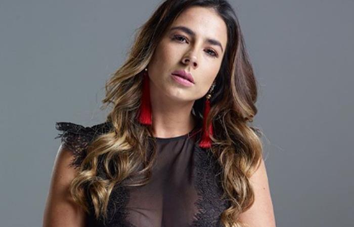Carla Giraldo, actriz de 'Las muñecas de la mafia'. Foto Instagram: @carlagiraldo