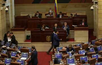 Falta de quorum para aprobación de presupuesto nacional 2020