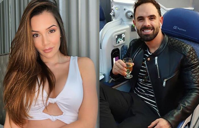 Norman Capuozzo es la nueva pareja de la actriz Lina Tejeiro. Foto: Instagram