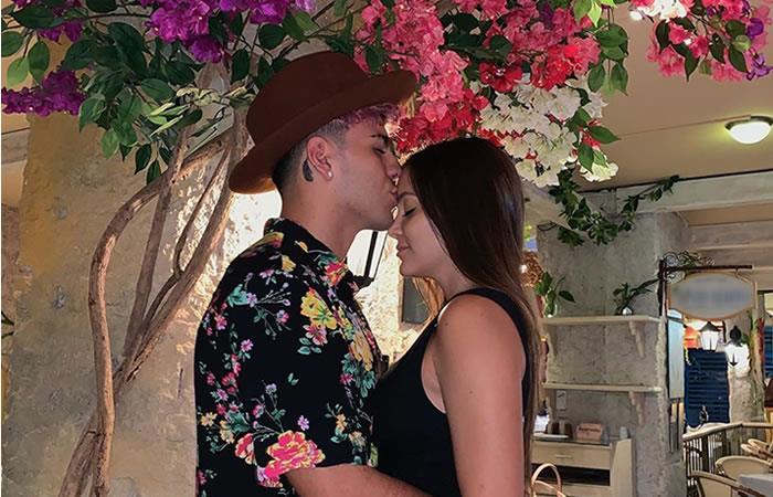 Sebastián Villalobos sorprendió a María Laura con un romántico regalo el día de su cumpleaños