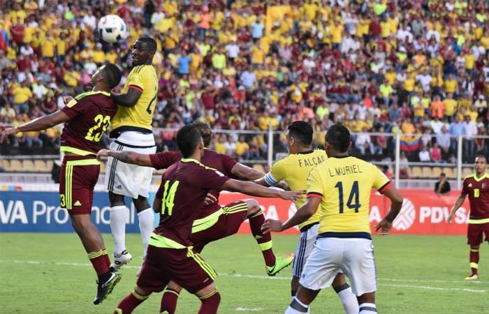 Colombia y Venezuela se enfrentarán en Tampa. Foto: Twitter