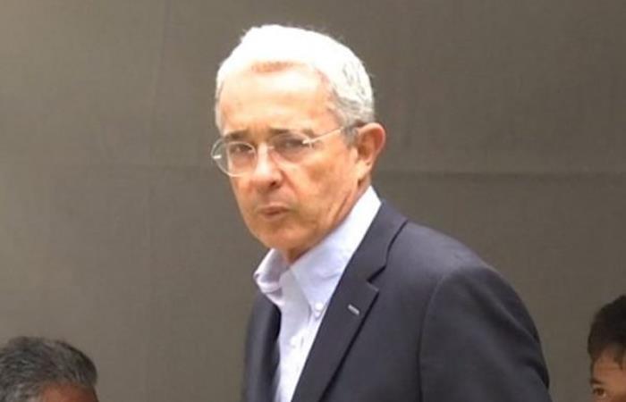Álvaro Uribe, senador de la República para el período 2018-2022. Foto: Twitter