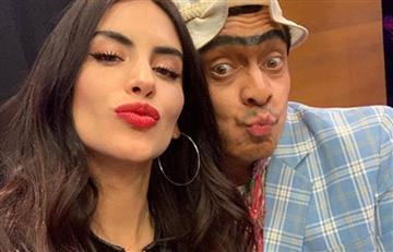 Critican drástico cambio de look de Jessica Cediel en 'La vuelta al mundo en 80 risas'
