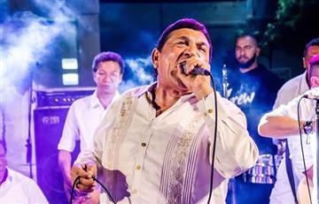 ¿Lo escuchaste? Critican interpretación del himno nacional de 'Poncho' Zuleta