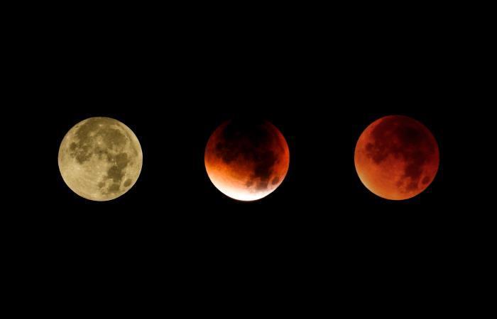 Esta fase lunar se verá nuevamente en el 2049. Foto: Shutterstock