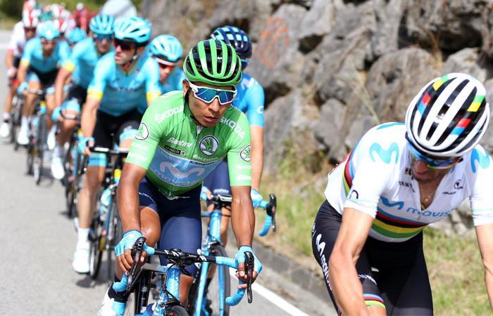 La Vuelta Recorrido etapa 18 Vuelta a España