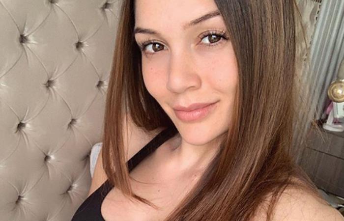 Lina Tejeiro respondió al por qué su novio no sube fotos con ella