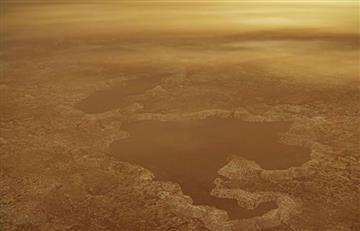 Gas en forma líquida es la supuesta agua que habían visto en la luna de Saturno