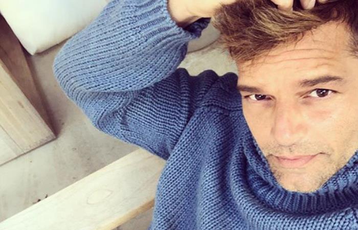 Un fan de Ricky Martin se hizo 20 cirugías para parecerse a él. Foto Instagram: @ricky_martin