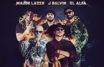 ¡Imposible no bailar! La nueva canción de J Balvin y Major Lazer que enciende las redes sociales