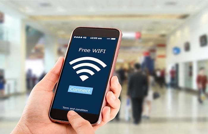 ¿Cuáles son los riesgos de usar una red Wifi pública?