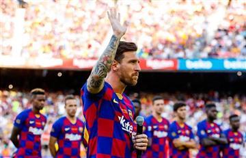 [VIDEO] ¿Se va de Barcelona? La polémica entrevista en que Messi habló de todo