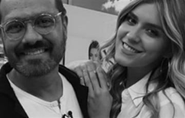 [FOTO] Laura Tobón publicó mensaje que revelaría estado de salud de Santiago Rodríguez