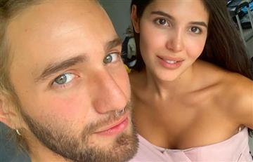 ¡Volvieron! Mara Cifuentes y Nicolás Trujillo publicaron foto con poca ropa confirmando su relación