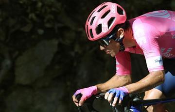 ¡Triunfo colombiano! Sergio Higuita gana la etapa 18 de la Vuelta a España