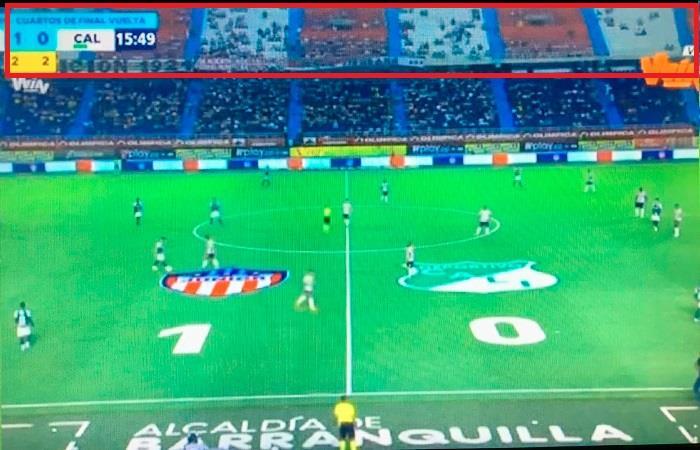 Copa Águila resultado hinchas partido Junior vs. Deportivo Cali