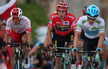 ¡Por todo o nada! Así se correrá la etapa definitiva en La Vuelta a España