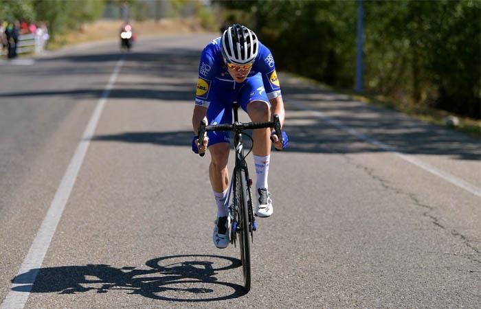 La Vuelta Resultados clasificación etapa 19 Rémi Cavagna