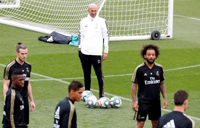 Zidane tendrá que buscar reemplazante para Modric. Foto: EFE