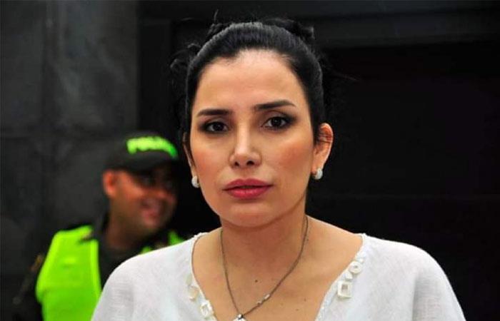 Aida Merlano, exsenadora de la República, condenada por fraude electoral. Foto: Twitter