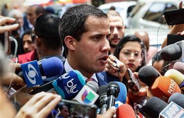 """""""No tenemos nada que ver"""": Gobierno niega ayuda a Guaidó para cruzar la frontera"""