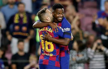 [VIDEO] ¡Un nuevo Messi! Ansu Fati brilló con Barcelona en la goleada ante Valencia