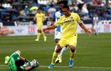¿Volverá a la Selección? Bacca estuvo presente en la victoria de Villarreal