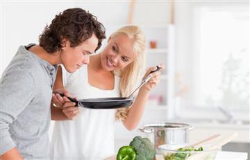 Rompe la dieta con estos deliciosos postres para compartir en Amor y Amistad