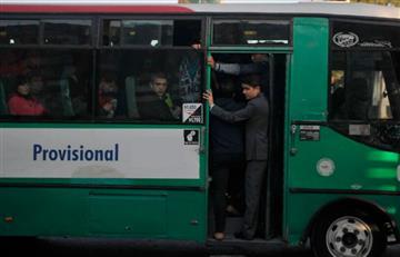 ¡Otra vez! Anuncian incremento en el transporte público de Bogotá