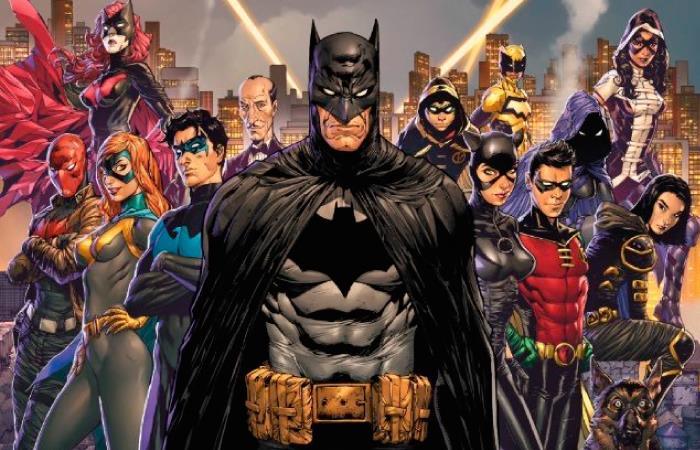 Bogotá y el mundo celebran los 80 años de Batman