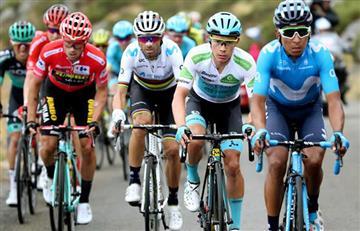 Este es el balance para los colombianos en La Vuelta España 2019