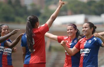 Definidos los equipos que disputarán la final del fútbol femenino