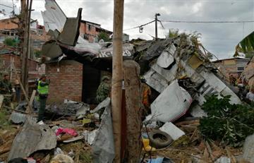 Última hora: Accidente aéreo deja varias personas fallecidas en Popayán