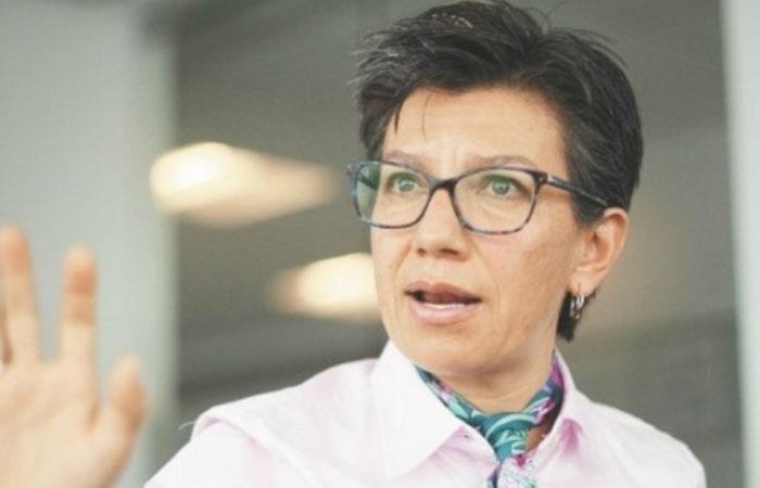 Críticas a Claudia López por no saber cuánto vale el pasaje de TransMilenio