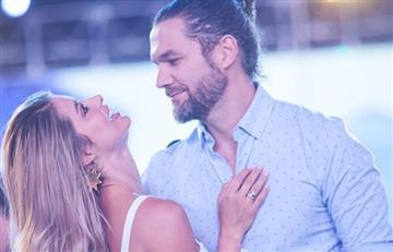 [VIDEO] Cristina Hurtado no se contuvo y rompió en llanto por culpa de su esposo Josse Narváez