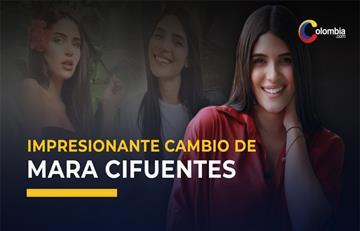Mara Cifuentes y su transformación para enamorar a Nicolás Trujillo