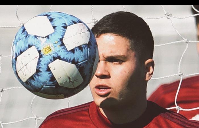 Twitter se rinde ante el gol de Juan Fernando Quintero nominado al Puskas