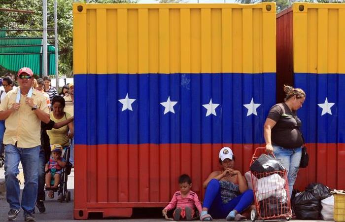 Águilas Negras amenazan a venezolanos en Bogotá