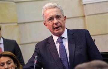 """""""Mi familia no quiere que yo esté más en el Congreso"""": Reveló Uribe en entrevista"""