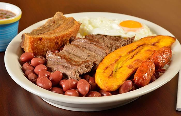 ¿Estás de acuerdo con qué estos platos identifican en sabor a Colombia ante el mundo? Foto: Shutterstock.