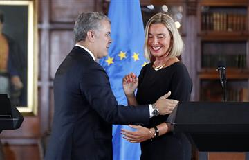 ¡Colombia en la mira! La Unión Europea advierte que proceso de paz está en peligro
