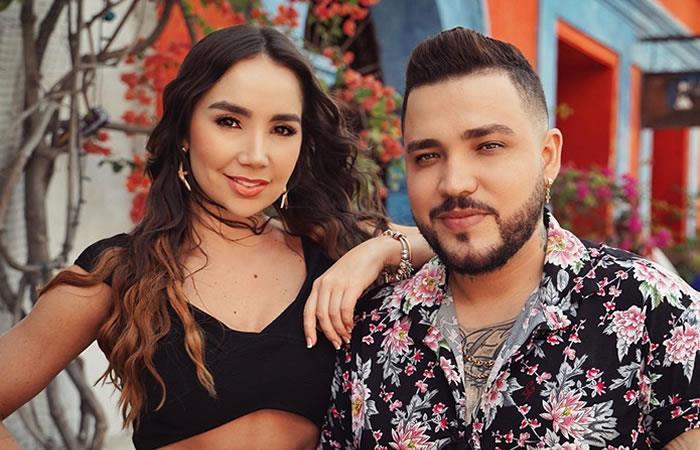 Paola Jara y Jessi Uribe. Foto: Instagram/jessiuribe3