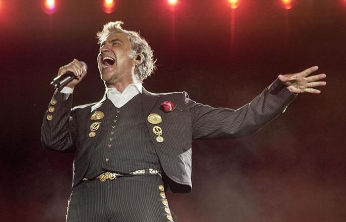 Reconocimiento a Alejandro Fernández como una de las figuras más representativas de la música ranchera