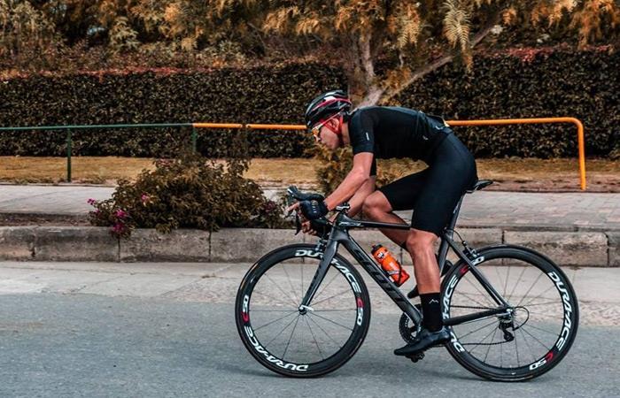 Ciclista colombiano Andrés Pérez detenido dopaje España