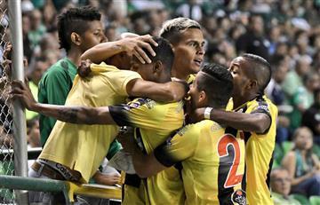 ¡Más líder que nunca! Alianza Petrolera derrotó a Deportivo Cali como visitante