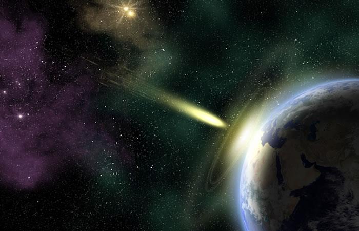 Lluvia de polvo de asteroides pudo haber congelado a la Tierra