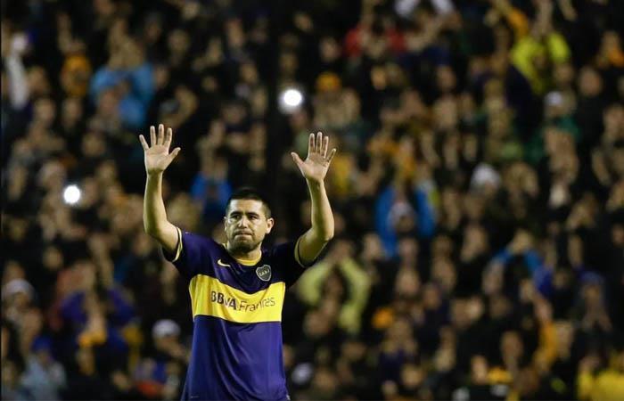 Partido de despedida Juan Román Riquelme Boca Juniors