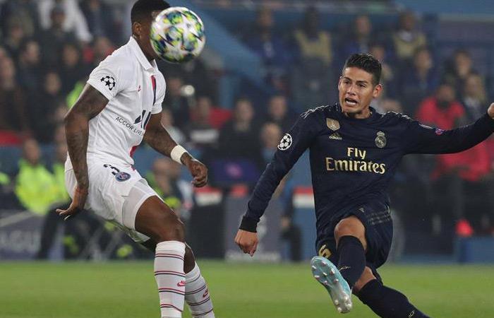 ¡Sorpresa! PSG pasó por encima de Real Madrid